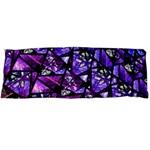 Blue purple Shattered Glass Body Pillow Cases (Dakimakura)