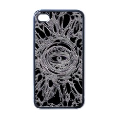 The Eye Apple Iphone 4 Case (black) by InsanityExpressed
