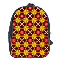 Cute Pretty Elegant Pattern School Bags (xl)  by creativemom