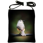 Bird Finch Two Shoulder Sling Bag