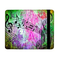 Abstract Music 2 Samsung Galaxy Tab Pro 8 4  Flip Case