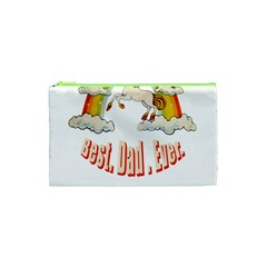Best  Dad  Ever Cosmetic Bag (xs) by redcow