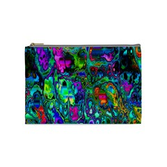 Inked Spot Cosmetic Bag (medium) by TheWowFactor