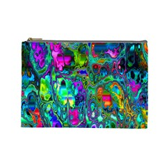 Inked Spot Cosmetic Bag (large) by TheWowFactor