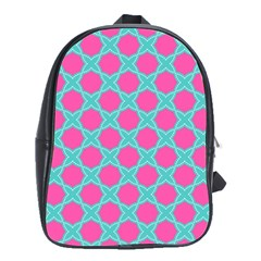 Cute Pretty Elegant Pattern School Bags(large)  by creativemom