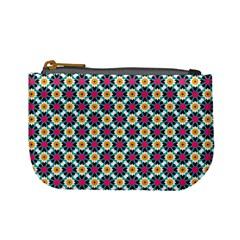 Cute Abstract Pattern Background Mini Coin Purses by creativemom
