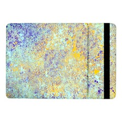 Abstract Earth Tones With Blue  Samsung Galaxy Tab Pro 10 1  Flip Case by digitaldivadesigns