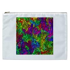 Liquid Plastic Cosmetic Bag (xxl)  by ImpressiveMoments