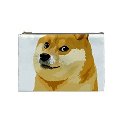 Dogecoin Cosmetic Bag (medium)  by dogestore