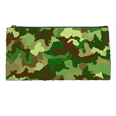 Camouflage Green Pencil Cases by MoreColorsinLife