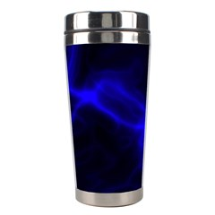 Cosmic Energy Blue Stainless Steel Travel Tumblers by ImpressiveMoments