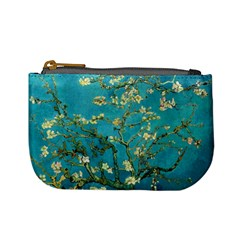 Blossoming Almond Tree Mini Coin Purses by fineartgallery