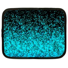 Glitter Dust G162 Netbook Case (large)	 by MedusArt