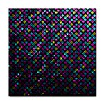 Polka Dot Sparkley Jewels 2 Tile Coasters