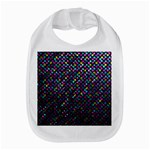 Polka Dot Sparkley Jewels 2 Bib