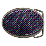 Polka Dot Sparkley Jewels 2 Belt Buckles