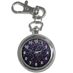 Polka Dot Sparkley Jewels 2 Key Chain Watches