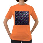 Polka Dot Sparkley Jewels 2 Women s Dark T-Shirt