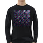 Polka Dot Sparkley Jewels 2 Long Sleeve Dark T-Shirts