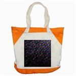 Polka Dot Sparkley Jewels 2 Accent Tote Bag