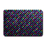 Polka Dot Sparkley Jewels 2 Small Doormat