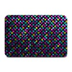 Polka Dot Sparkley Jewels 2 Plate Mats