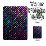 Polka Dot Sparkley Jewels 2 Multi-purpose Cards (Rectangle)