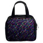 Polka Dot Sparkley Jewels 2 Classic Handbags (2 Sides)