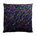 Polka Dot Sparkley Jewels 2 Standard Cushion Cases (Two Sides)