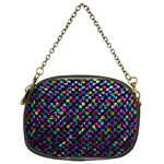 Polka Dot Sparkley Jewels 2 Chain Purses (Two Sides)