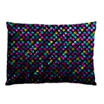 Polka Dot Sparkley Jewels 2 Pillow Cases
