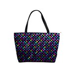 Polka Dot Sparkley Jewels 2 Shoulder Handbags