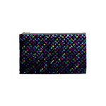 Polka Dot Sparkley Jewels 2 Cosmetic Bag (Small)