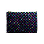 Polka Dot Sparkley Jewels 2 Cosmetic Bag (Medium)