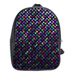 Polka Dot Sparkley Jewels 2 School Bags(Large)