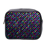 Polka Dot Sparkley Jewels 2 Mini Toiletries Bag 2-Side