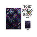 Polka Dot Sparkley Jewels 2 Playing Cards 54 (Mini)