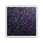 Polka Dot Sparkley Jewels 2 Memory Card Reader (Square)