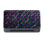 Polka Dot Sparkley Jewels 2 Memory Card Reader with CF