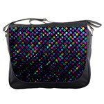Polka Dot Sparkley Jewels 2 Messenger Bags