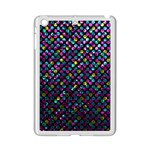 Polka Dot Sparkley Jewels 2 iPad Mini 2 Enamel Coated Cases