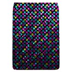 Polka Dot Sparkley Jewels 2 Flap Covers (S)