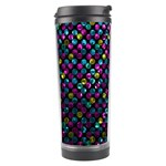Polka Dot Sparkley Jewels 2 Travel Tumblers