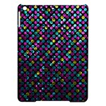Polka Dot Sparkley Jewels 2 iPad Air Hardshell Cases