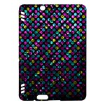 Polka Dot Sparkley Jewels 2 Kindle Fire HDX Hardshell Case