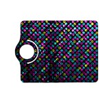 Polka Dot Sparkley Jewels 2 Kindle Fire HD (2013) Flip 360 Case