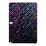 Polka Dot Sparkley Jewels 2 Samsung Galaxy Tab Pro 10.1 Hardshell Case