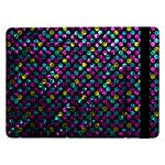 Polka Dot Sparkley Jewels 2 Samsung Galaxy Tab Pro 12.2  Flip Case
