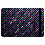 Polka Dot Sparkley Jewels 2 iPad Air Flip