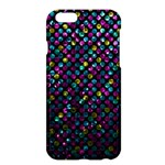 Polka Dot Sparkley Jewels 2 Apple iPhone 6 Plus/6S Plus Hardshell Case